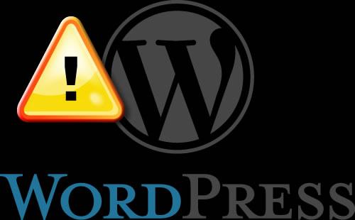 Wordpressをお使いの歯科医院様はご注意ください。