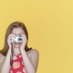効果的な写真を使う